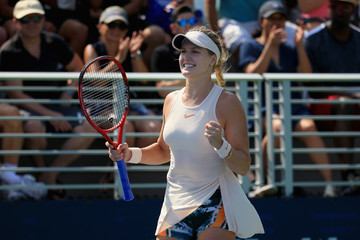 Eugenie Bouchard 2018 US Open - Previews