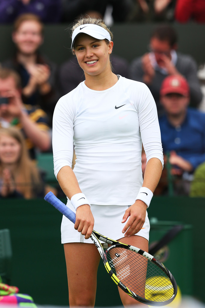 Eugénie Bouchard - Page 3 Eugenie+Bouchard+General+Views+Wimbledon+Opening+FUrHncEH0rlx