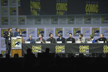 Eugenie Ross-Leming Comic-Con International 2018 - 'Supernatural' Special Video Presentation and Q&A