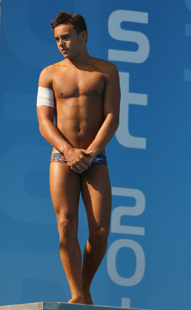 Tom Daley Photos Photos European Swimming Championships Day Eleven Zimbio