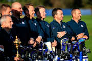 Graeme McDowell Jamie Donaldson Photos Photo