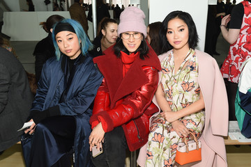 Eva Chen Tory Burch Fall Winter 2019 Fashion Show - Front Row