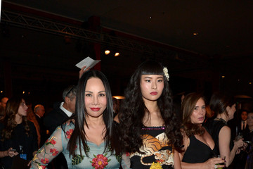 Eva Chow Asia Chow LACMA 2015 Art+Film Gala Honoring James Turrell and Alejandro G Inarritu, Presented by Gucci - Inside