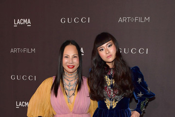 Eva Chow Asia Chow 2019 LACMA Art And Film Gala Honoring Betye Saar And Alfonso Cuarón - Red Carpet