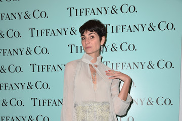 Eva Fontanelli Tiffany&Co And Luisa Beccaria - Party - Milan Fashion Week Fall/Winter 2017/18