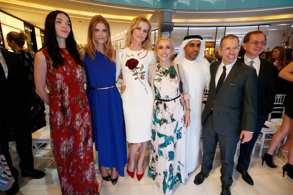 Vogue Fashion Dubai Experience 2015 - VIP Mall Tour