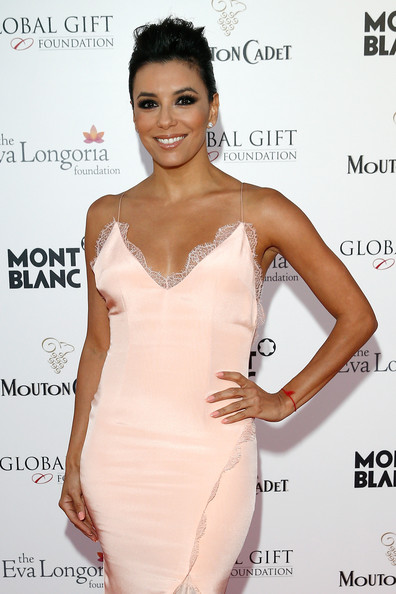 Eva Longoria Actress Eva Longoria attends the Global Gift Gala hosted by Eva Longoria during the 67th Annual Cannes Film Festival on May 16, 2014 in Cannes, France.