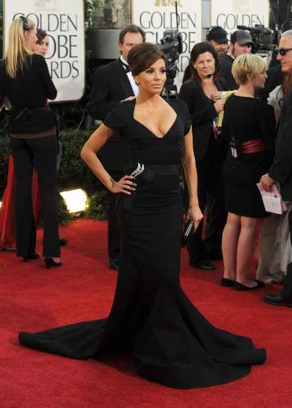 Eva Longoria Parker Actress Eva Longoria arrives at the 68th Annual Golden Globe Awards held at The Beverly Hilton hotel on January 16, 2011 in Beverly Hills, California.