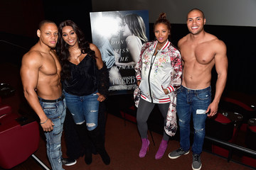 Eva Marcille Cynthia Bailey of 'The Real Housewives of Atlanta' Hosts a Private Screening of 'FIFTY SHADES FREED' in Atlanta, GA.