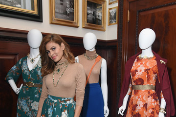 Eva Mendes Eva Mendes Launches Fall 2015 New York & Company Collection