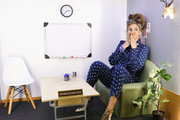 """Eva Mendes promotes Eva Mendes x New York & Company """"Everyday Chic"""" Collection Launch on March 19, 2018 at the Facebook New York office in New York City."""