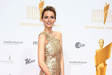 Eva Padberg Arrivals at the German Film Awards