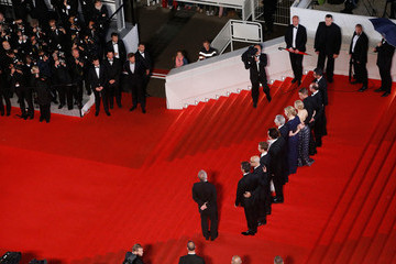 Evan Bird 'Map to the Stars' Premieres at Cannes