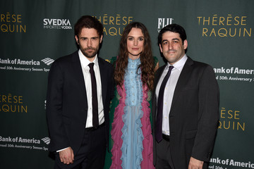 Evan Cabnet The Roundabout Theatre Company's Broadway Opening Night of 'Thérèse Raquin,' Co-Sponsored by FIJI Water