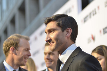 Evan Lysacek US Olympic Committee Best of US Awards