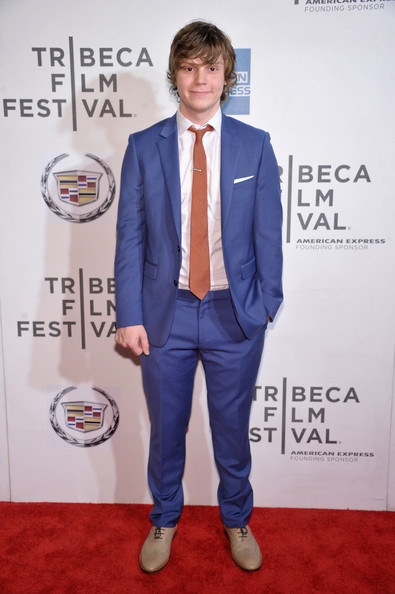 Evan Peters - 'Adult World' Premieres at the Tribeca Film Festival