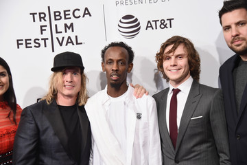 Evan Peters 'Dabka' Premiere - 2017 Tribeca Film Festival