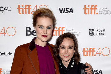 Evan Rachel Wood 2015 Toronto International Film Festival - 'Into The Forest' Premiere