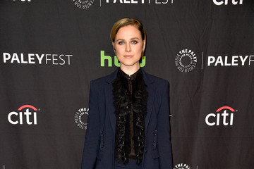 """Evan Rachel Wood The Paley Center For Media's 34th Annual PaleyFest Los Angeles - """"Westworld"""" - Arrivals"""
