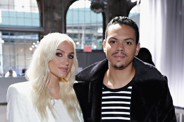 Evan Ross Zadig & Voltaire - Front Row - September 2017 - New York Fashion Week