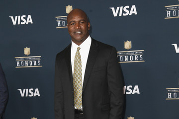Evander Holyfield 6th Annual NFL Honors - Arrivals