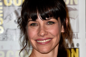 Evangeline Lilly Marvel Studios Press Line - Comic-Con International 2014