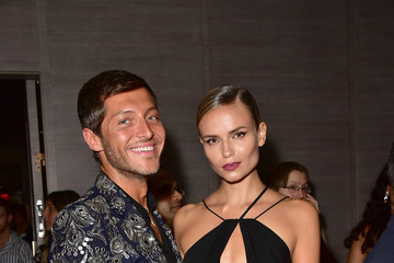 Evangelo Bousis FIJI Water at The Daily Front Row's 4th Annual Fashion Media Awards