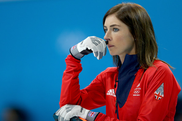 Eve Muirhead Pictures Curling Winter Olympics Day 12
