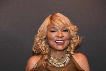 Evelyn Braxton The Cast and Producers From Lifetime's Film 'Faith Under Fire: The Antoinette Tuff Story' Attend the Red Carpet Screening