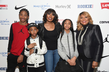 Evelyn Braxton Rookie USA - Backstage - February 2017 - New York Fashion Week: The Shows