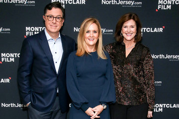 Evelyn Colbert Sad! A Happy Evening With Stephen Colbert & Samantha Bee for Montclair Film at NJPAC