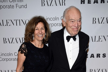 Evelyn Lauder An Evening Honoring Valentino Lincoln Center Corporate Fund Black Tie Gala - Arrivals