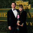 Dominic West and Catherine FitzGerald Photos