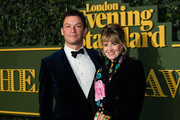 Dominic West and Catherine FitzGerald Photos Photo
