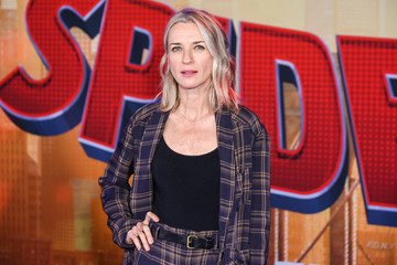 Ever Carradine World Premiere Of Sony Pictures Animation And Marvel's 'Spider-Man: Into The Spider-Verse' - Red Carpet