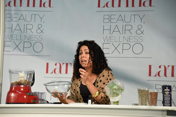 Evette Rios Latina Media Ventures Presents Latina Beauty, Hair & Wellness Expo