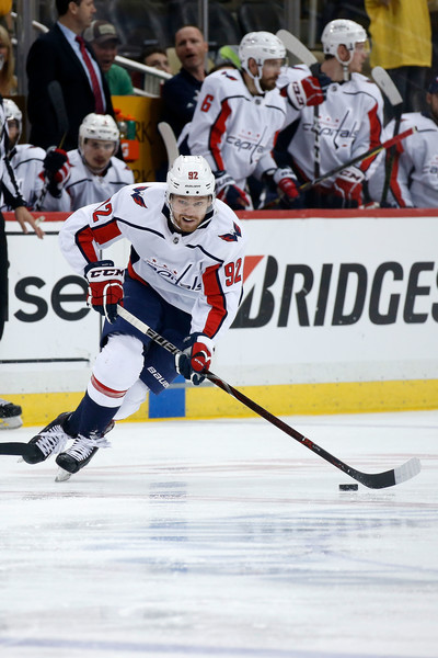 Washington Capitals Vs. Pittsburgh Penguins - Game Three