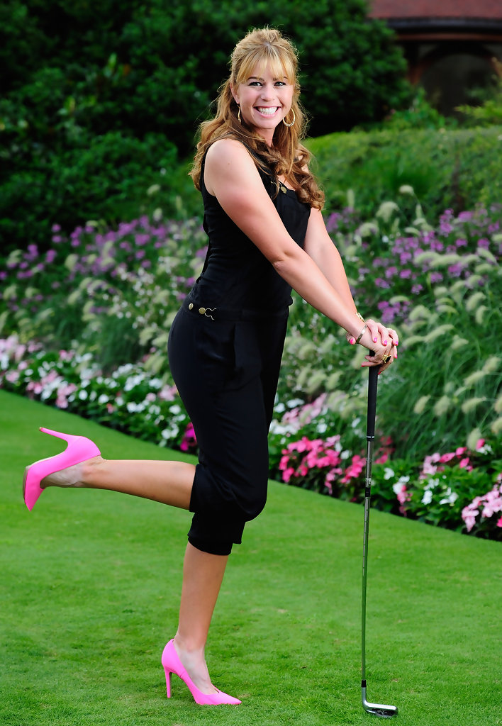Paula Creamer Photos Photos Evian Masters Round Three