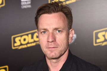 Ewan McGregor Stars And Filmmakers Attend The World Premiere Of 'Solo: A Star Wars Story' In Hollywood