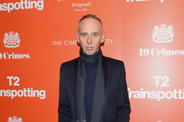 Ewen Bremner TriStar Pictures & the Cinema Society Host a Screening of 'T2 Trainspotting' - Arrivals