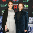 Seth Green and Clare Grant Photos