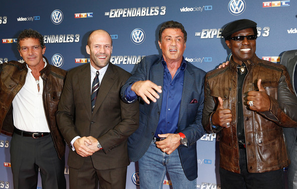 'The Expendables 3' Premieres in Cologne