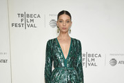"""Angela Sarafyan attends """"Extremely Wicked, Shockingly Evil And Vile"""" - 2019 Tribeca Film Festival at BMCC Tribeca PAC on May 02, 2019 in New York City."""