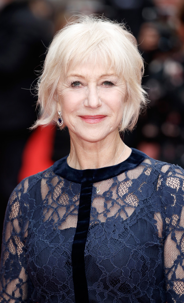 Patrick Stewart Dressed in Drag, Confused Fans into Thinking He's Helen Mirren