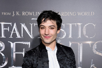 Ezra Miller 'Fantastic Beasts and Where to Find Them' World Premiere