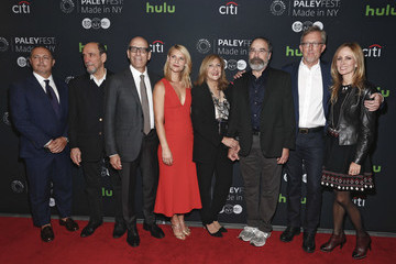 F. Murray Abraham Claire Danes PaleyFest: Made in New York Opening Night: 'Homeland'