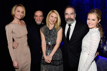 F. Murray Abraham Claire Danes People's Choice Awards 2016 - Backstage and Audience