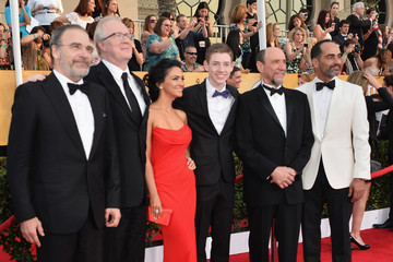 F. Murray Abraham Mandy Patinkin 20th Annual Screen Actors Guild Awards - Red Carpet