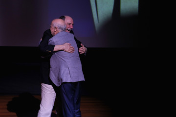 F. Murray Abraham Terrence McNally The 30th Annual Lucille Lortel Awards - Show