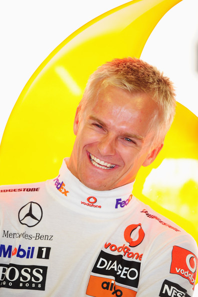 Heikki Kovalainen of Finland and McLaren Mercedes prepares to drive during practice for the Abu Dhabi Formula One Grand Prix at the Yas Marina Circuit on October 30, 2009 in Abu Dhabi, United Arab Emirates.